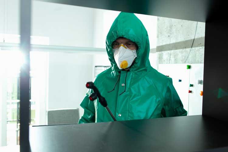 Bacterial-Fogging