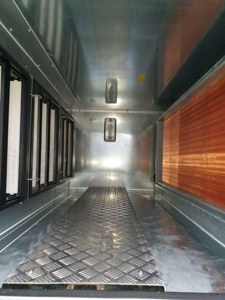 air ventilation service