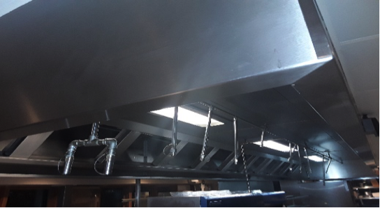 Commercial Kitchen Extraction Deep Cleaning